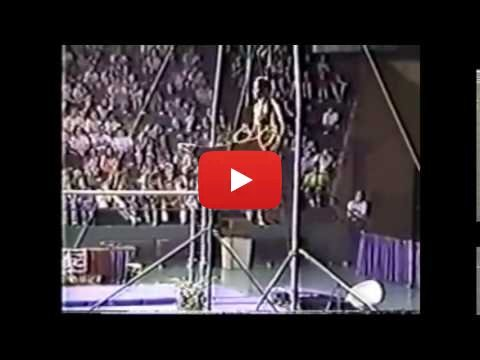 Muscle up - anelli