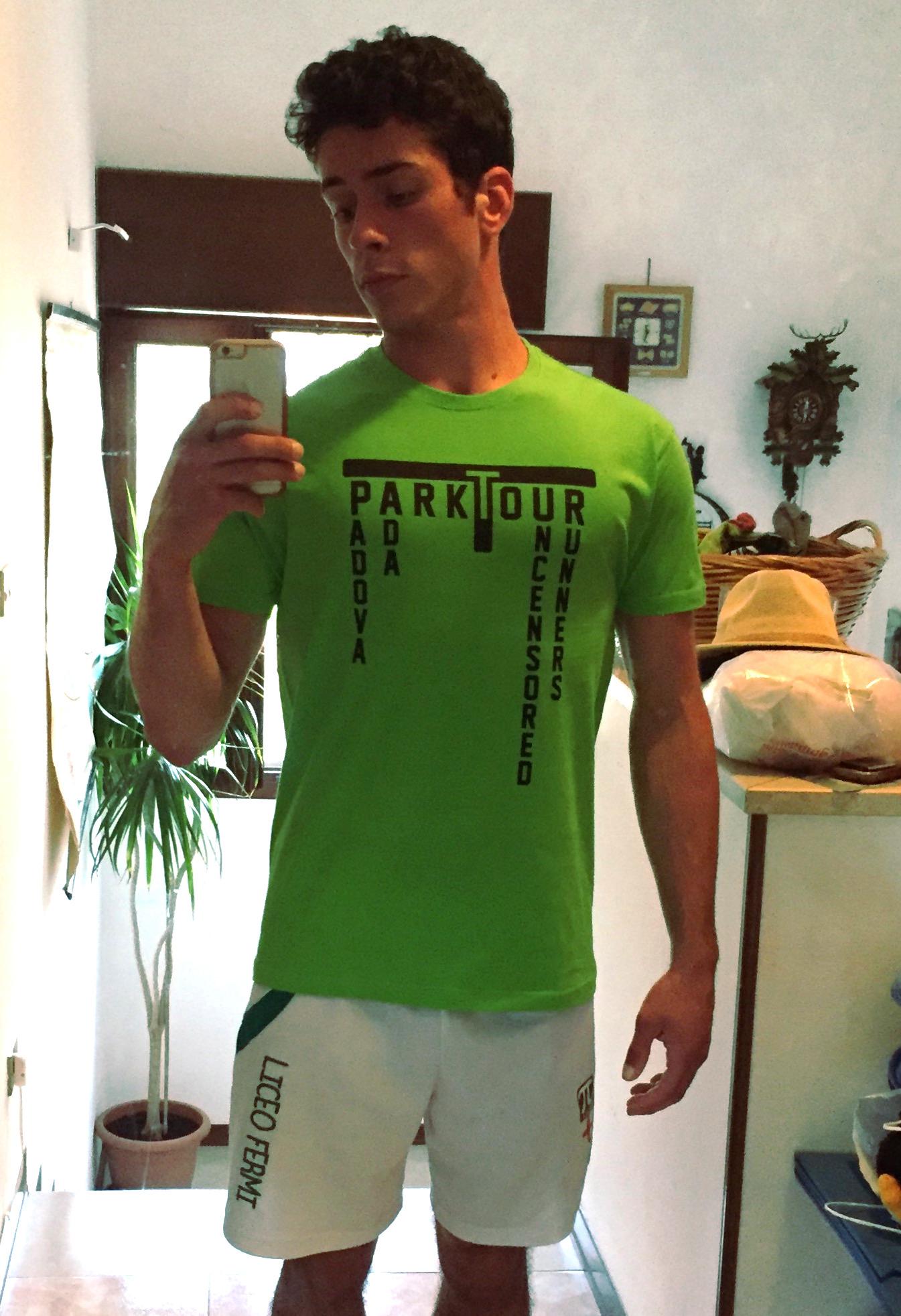 Padova ParkTour maglietta